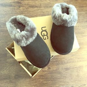 Ugg Croquette Slippers NEW